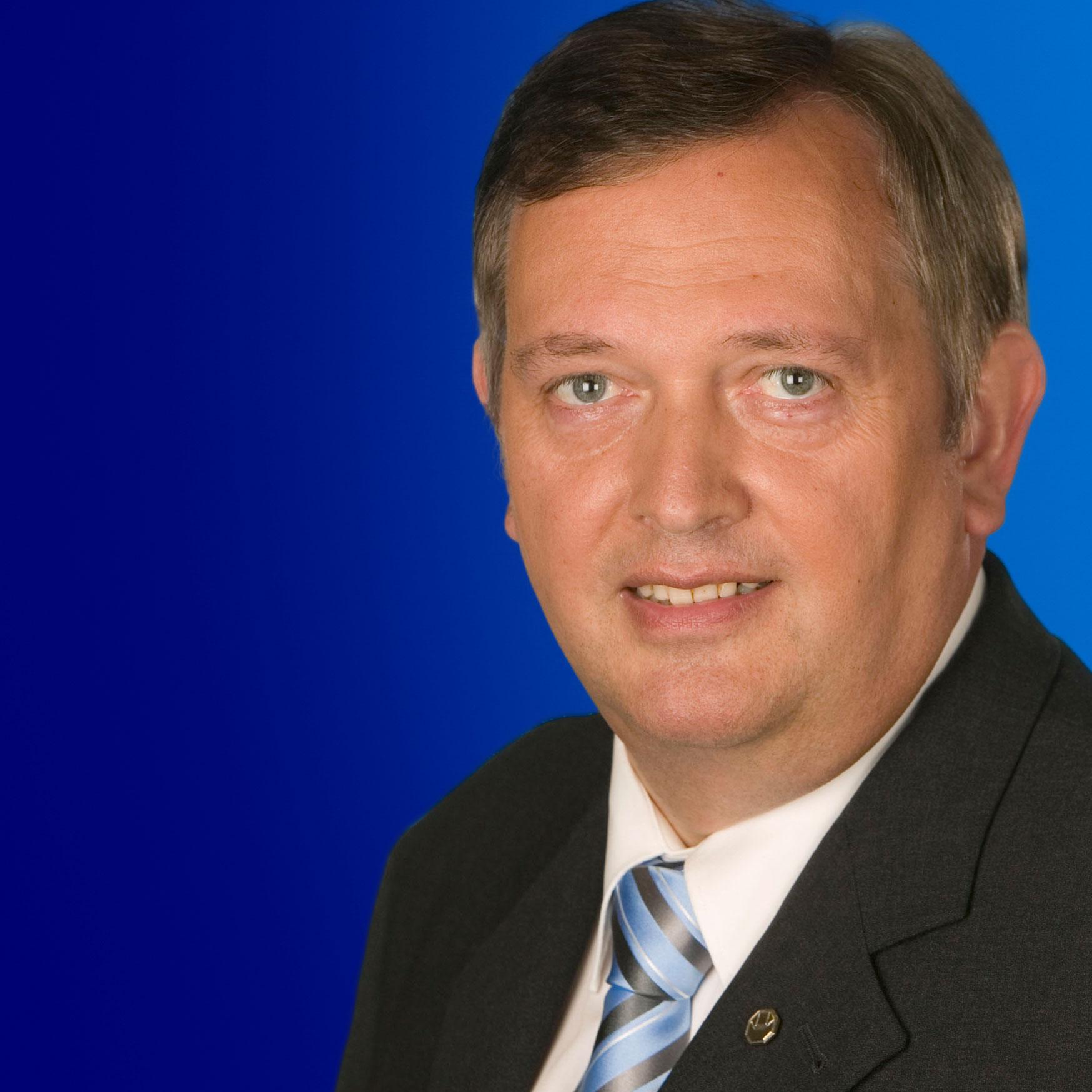 Karl-Heinz Bley MdL, Sprecher der Oldenburger Gruppe