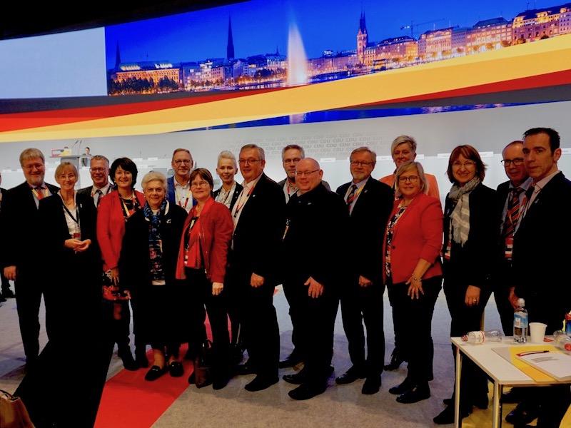 Die Delegierten des CDU-Landesverbands Oldenburg